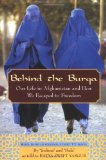 behind the burqa