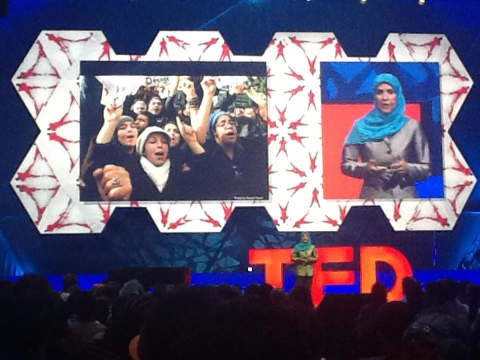 HWHTW at TEDxSummit